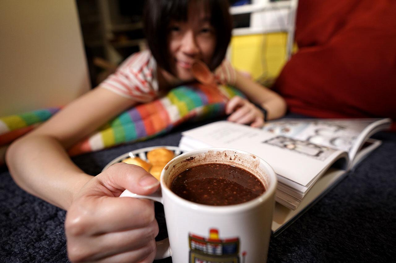 萬歲牌 元氣堅果飲 藜麥巧克力