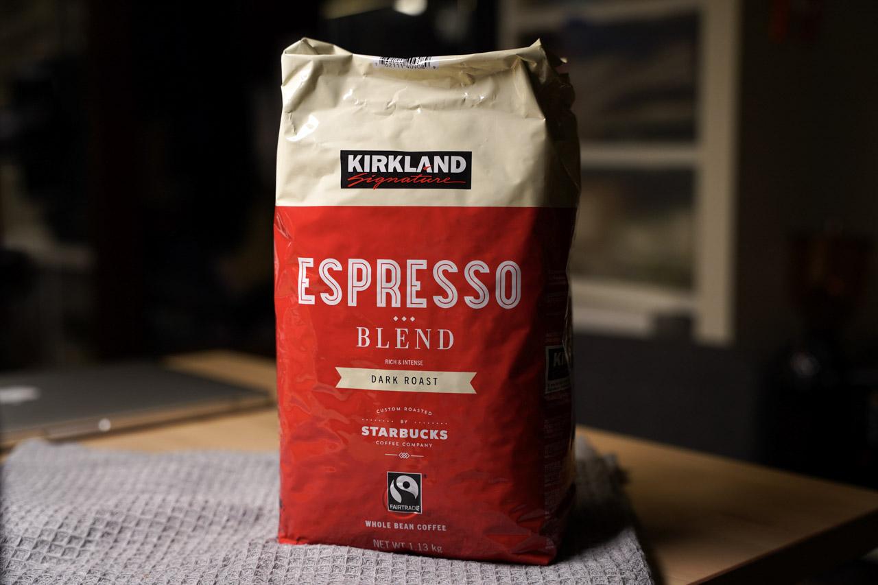 COSTCO好市多咖啡豆