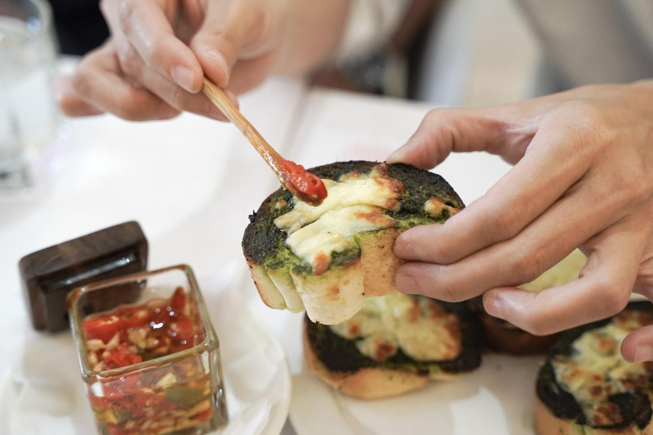 【食記】菲菲花園 FiFiGarden | 義式餐廳 |  每一口都是美味 | 台中西屯牛排 41