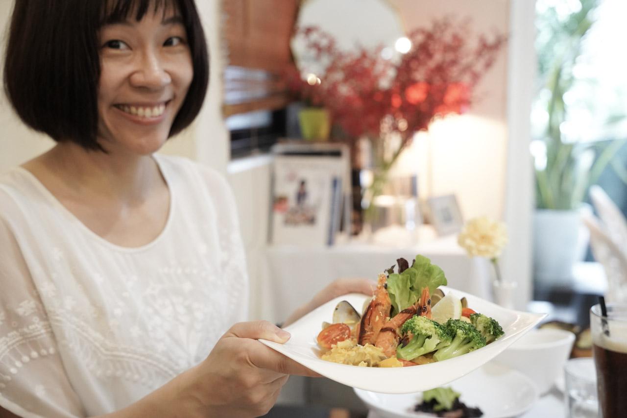 【食記】菲菲花園 FiFiGarden | 義式餐廳 |  每一口都是美味 | 台中西屯牛排 58