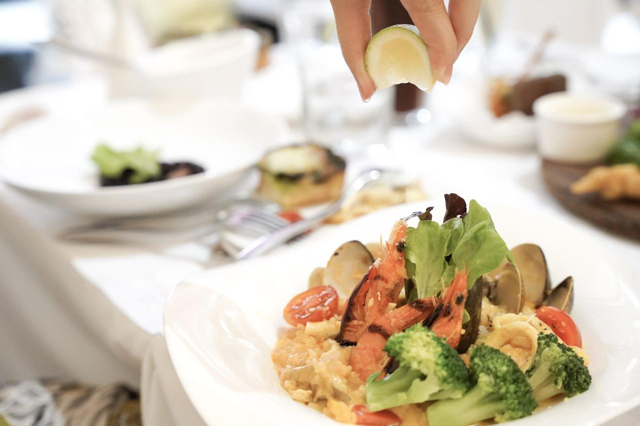 【食記】菲菲花園 FiFiGarden | 義式餐廳 |  每一口都是美味 | 台中西屯牛排 59