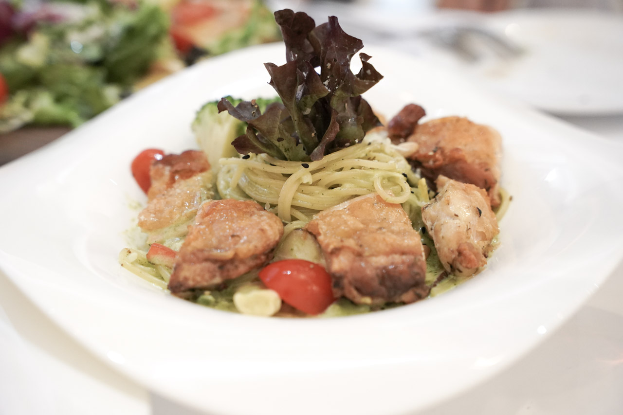 【食記】菲菲花園 FiFiGarden | 義式餐廳 |  每一口都是美味 | 台中西屯牛排 61