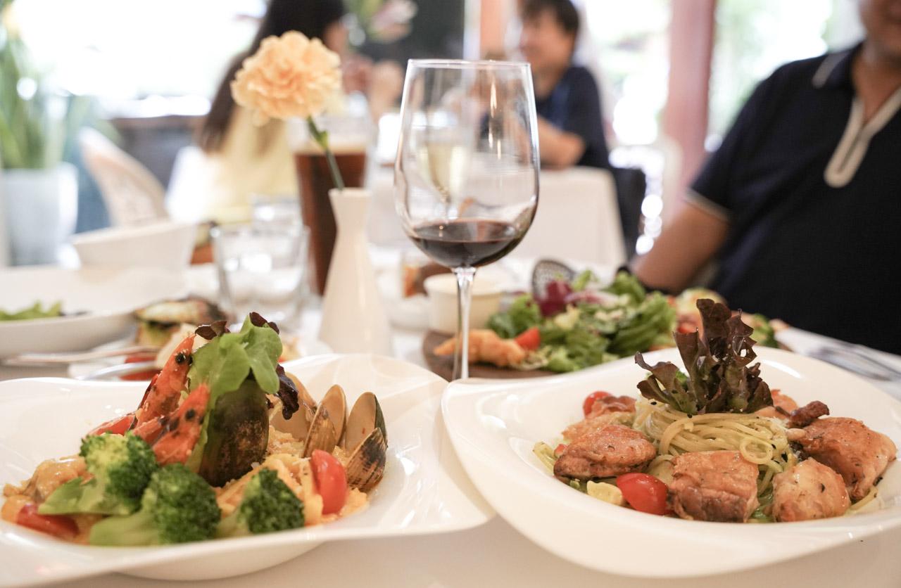 【食記】菲菲花園 FiFiGarden | 義式餐廳 |  每一口都是美味 | 台中西屯牛排 56