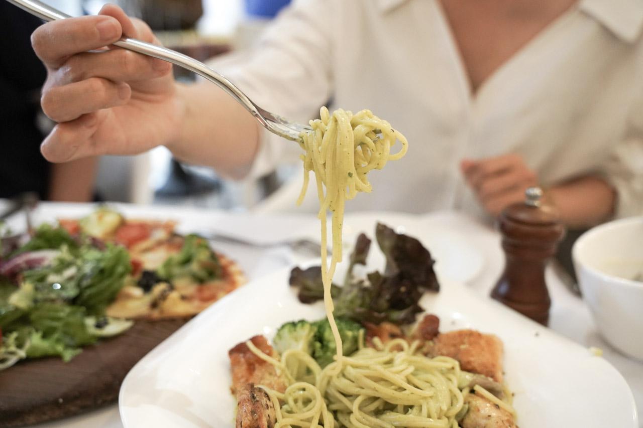 【食記】菲菲花園 FiFiGarden | 義式餐廳 |  每一口都是美味 | 台中西屯牛排 63