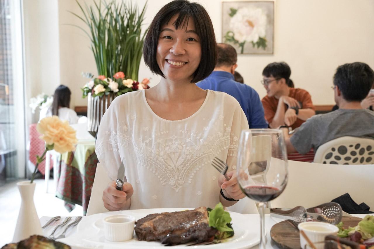 【食記】菲菲花園 FiFiGarden | 義式餐廳 |  每一口都是美味 | 台中西屯牛排 70