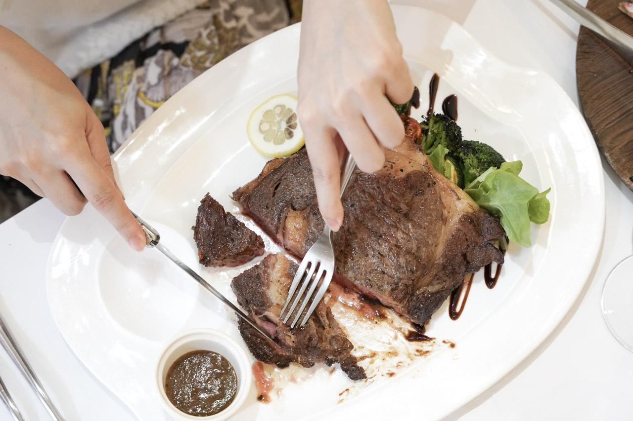 【食記】菲菲花園 FiFiGarden | 義式餐廳 |  每一口都是美味 | 台中西屯牛排 72
