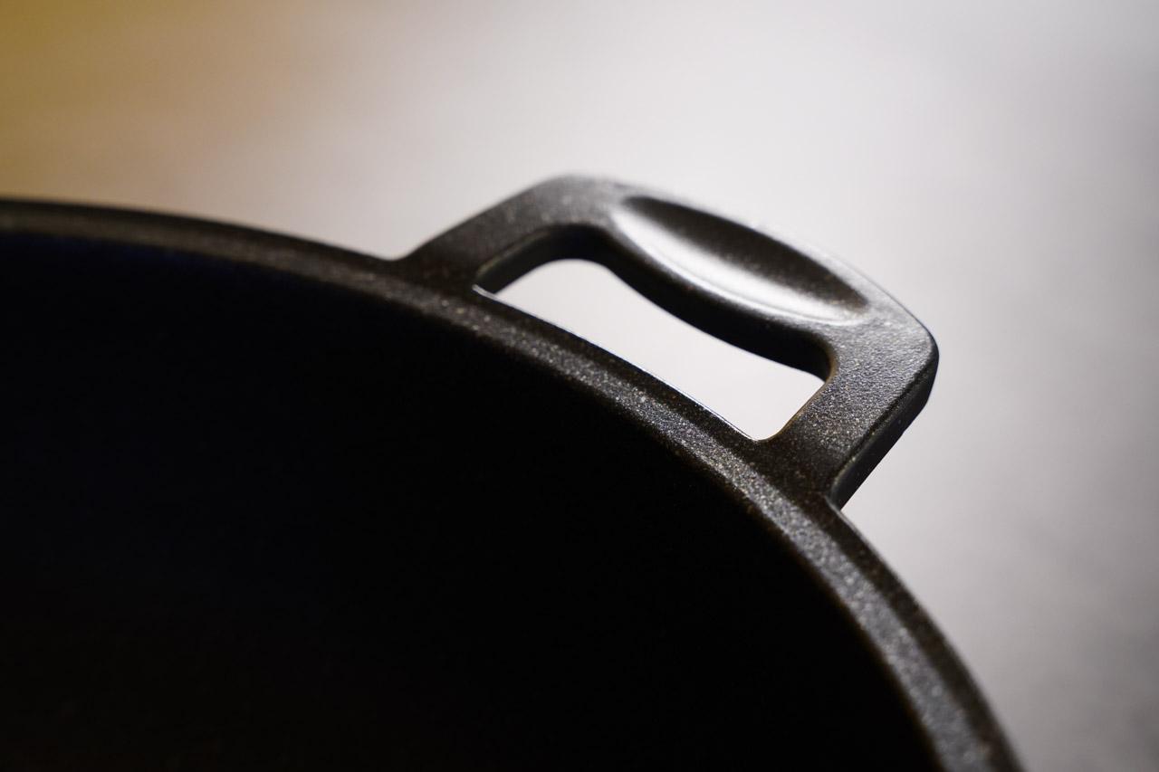 【開箱】少油煙救星,美味料理好幫手|總舖師 日本大金麥飯石塗層34公分不沾鍋炒鍋ZPS-34M/六層壓鑄鍋體/一體成型/不挑爐灶/不沾好翻炒 8