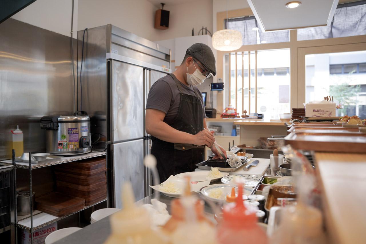 【新竹定食餐廳】築路 JULU 手作日式料理、享用豐盛的一餐 4