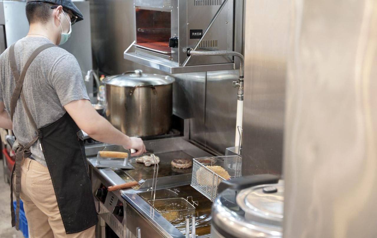 【新竹定食餐廳】築路 JULU 手作日式料理、享用豐盛的一餐 3