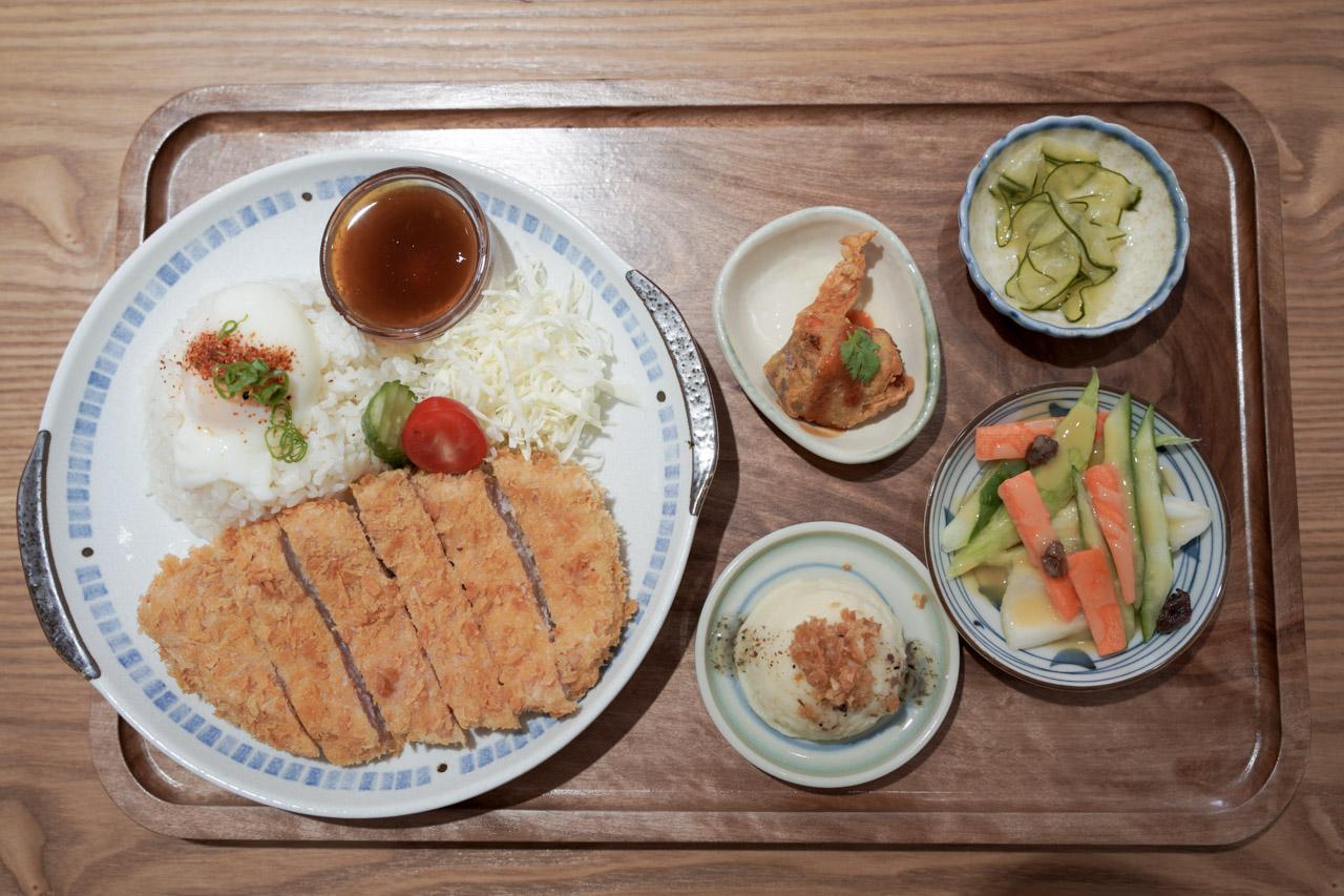 【新竹定食餐廳】築路 JULU 手作日式料理、享用豐盛的一餐 22