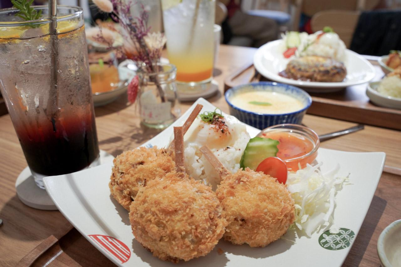 【新竹定食餐廳】築路 JULU 手作日式料理、享用豐盛的一餐 39