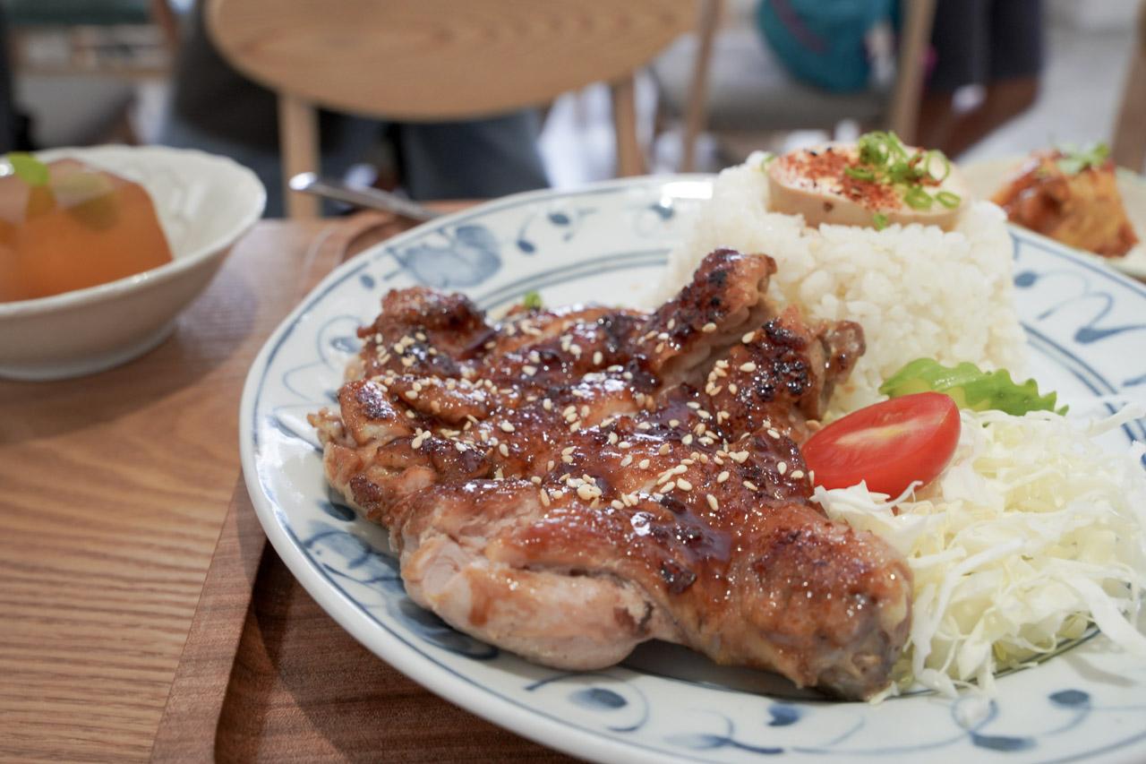 【新竹定食餐廳】築路 JULU 手作日式料理、享用豐盛的一餐 37