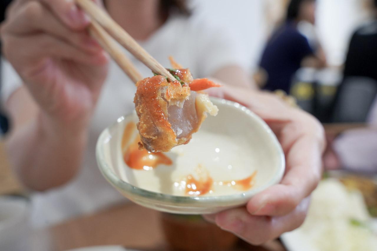 【新竹定食餐廳】築路 JULU 手作日式料理、享用豐盛的一餐 29