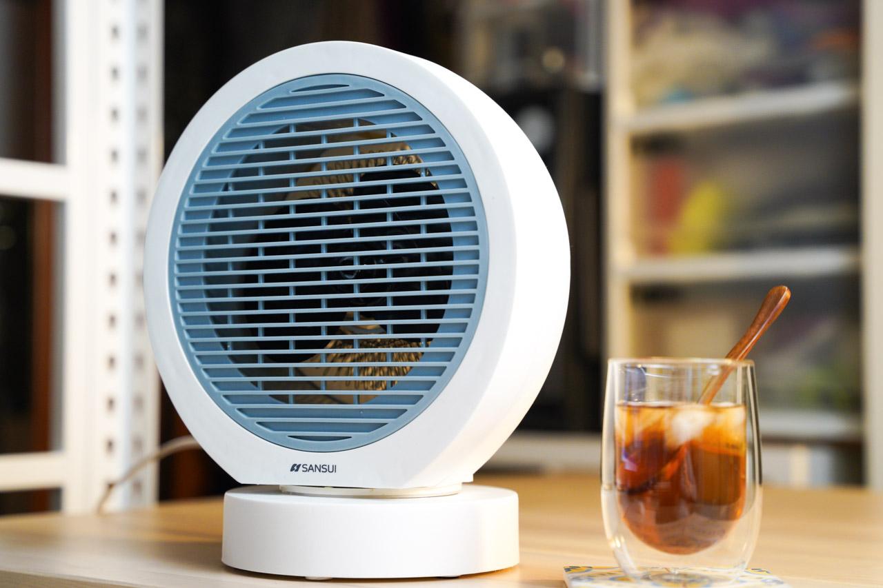 山水空氣循環電暖器SH-FR6 01