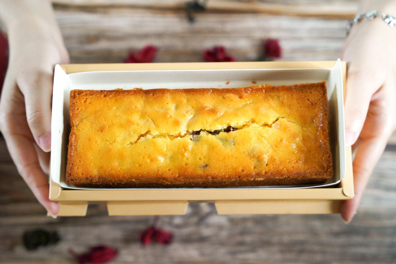 水母吃乳酪磅蛋糕04