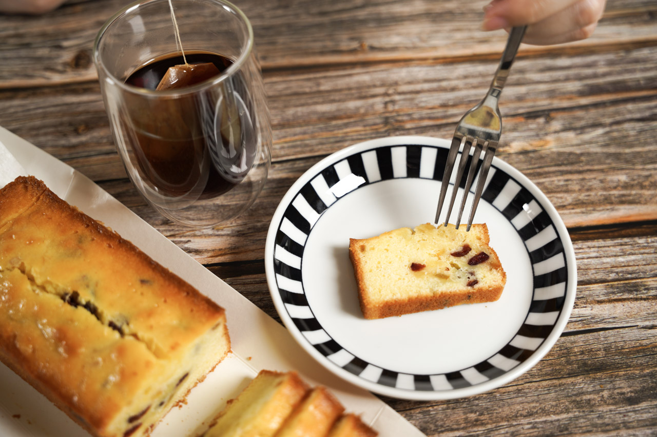 水母吃乳酪磅蛋糕07