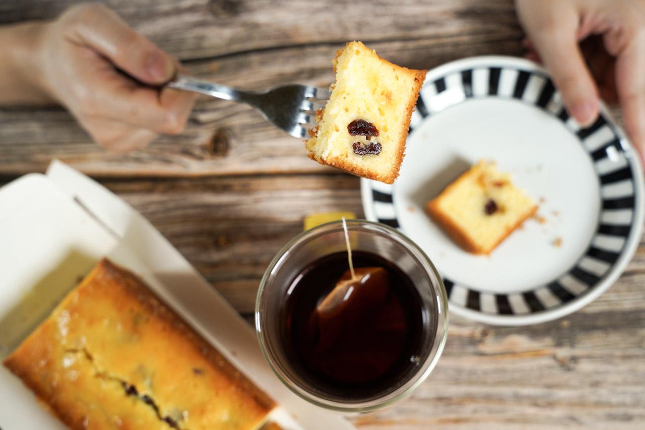 水母吃乳酪磅蛋糕08