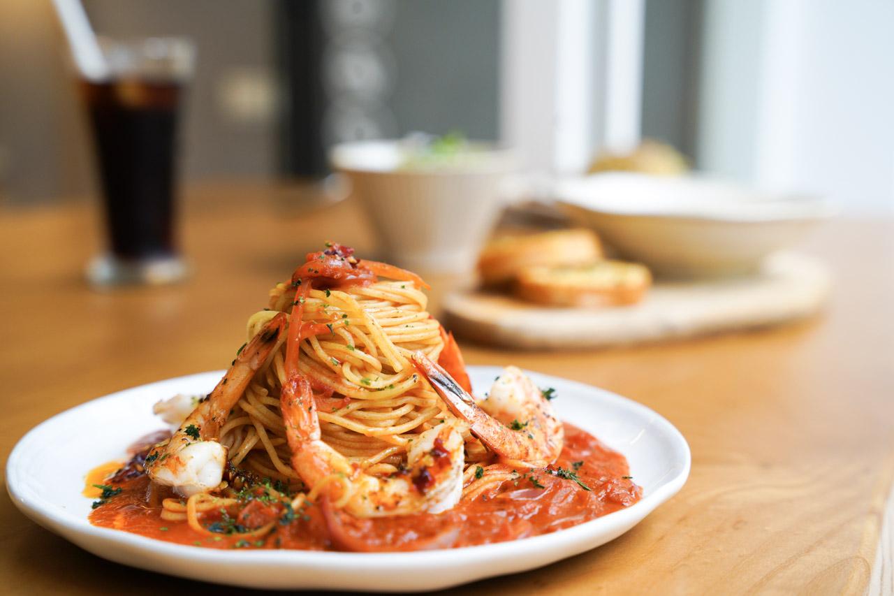 康帕斯義麵屋 職人用心料理的堅持 Compas Pasta House 義大利麵16