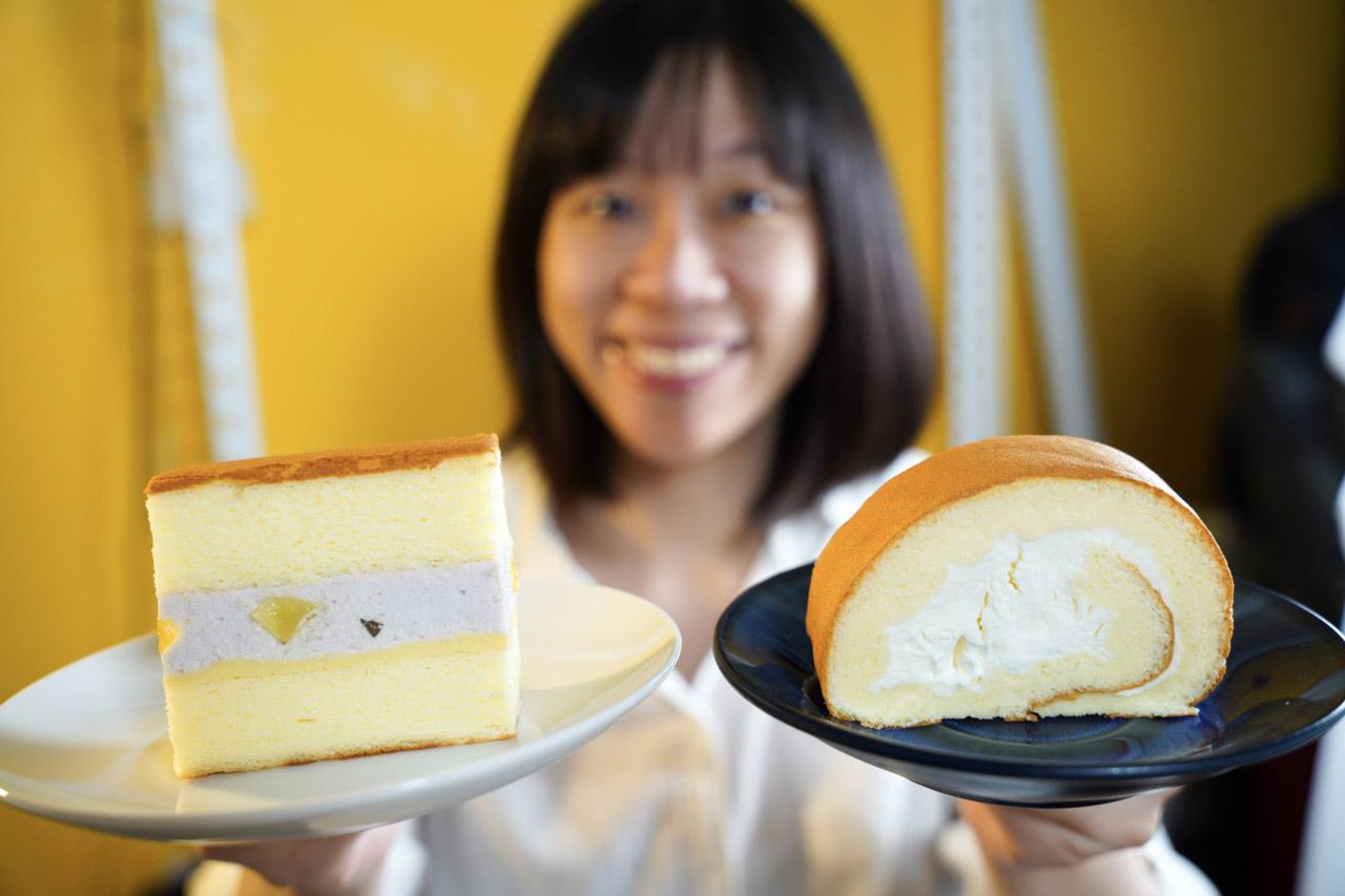 收到一份蛋糕禮物,分別是檳榔心蛋糕與北海道生乳捲,這是台中著名網美甜點店DAY BY DAY的蛋糕,沒想到不出門也可以有機會吃到知名台中蛋糕店販賣的熱門推薦蛋糕,這可是 2020 十大伴手禮首選,想必一定是水準之上的蛋糕甜點!