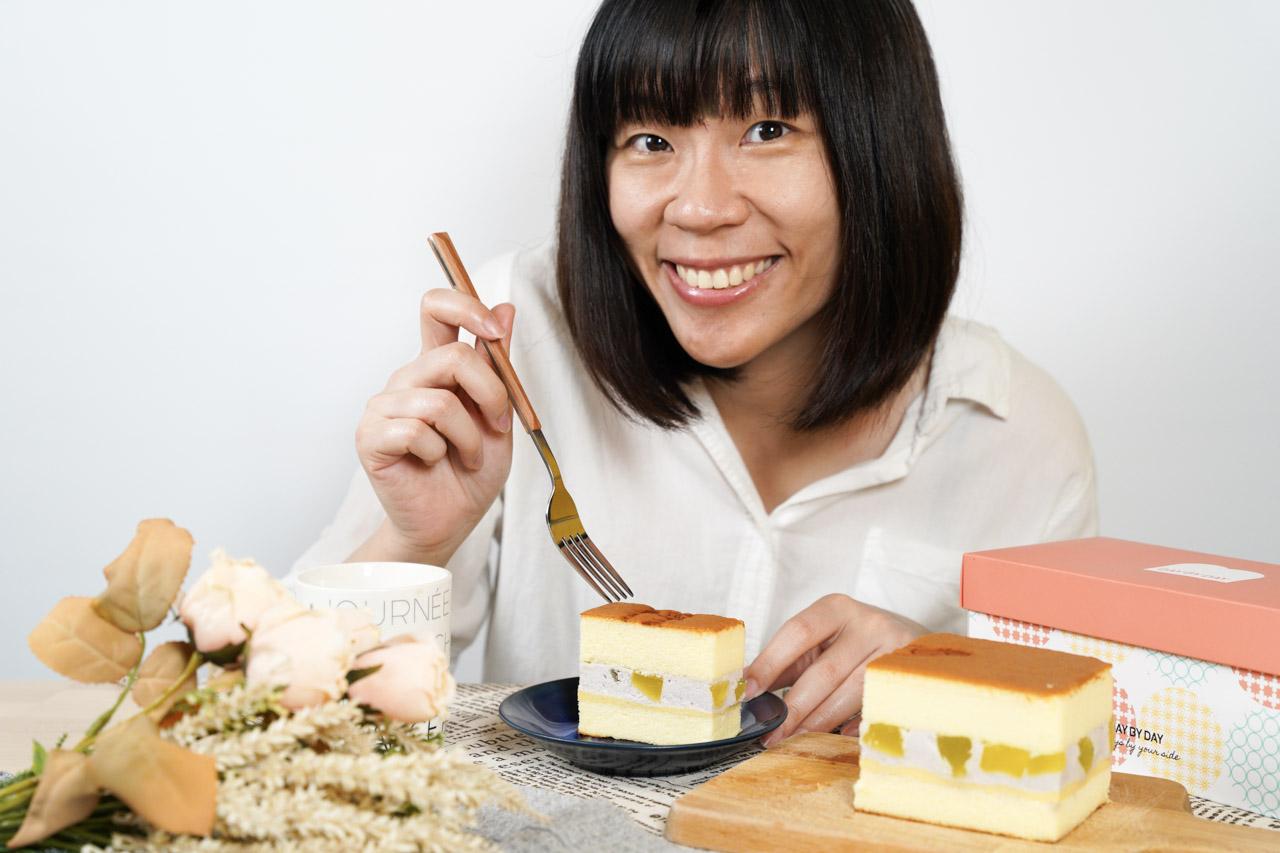 DAY BY DAY 必買檳榔心蛋糕10