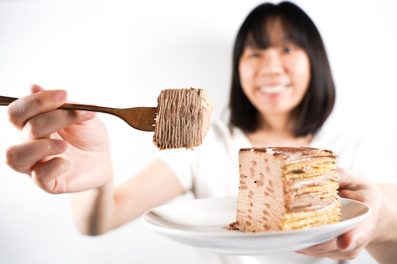 DAY BY DAY 必買長頸鹿千層蛋糕09