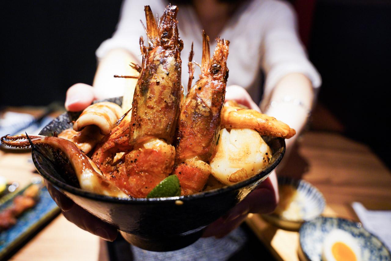 大河屋的燒肉丼飯01