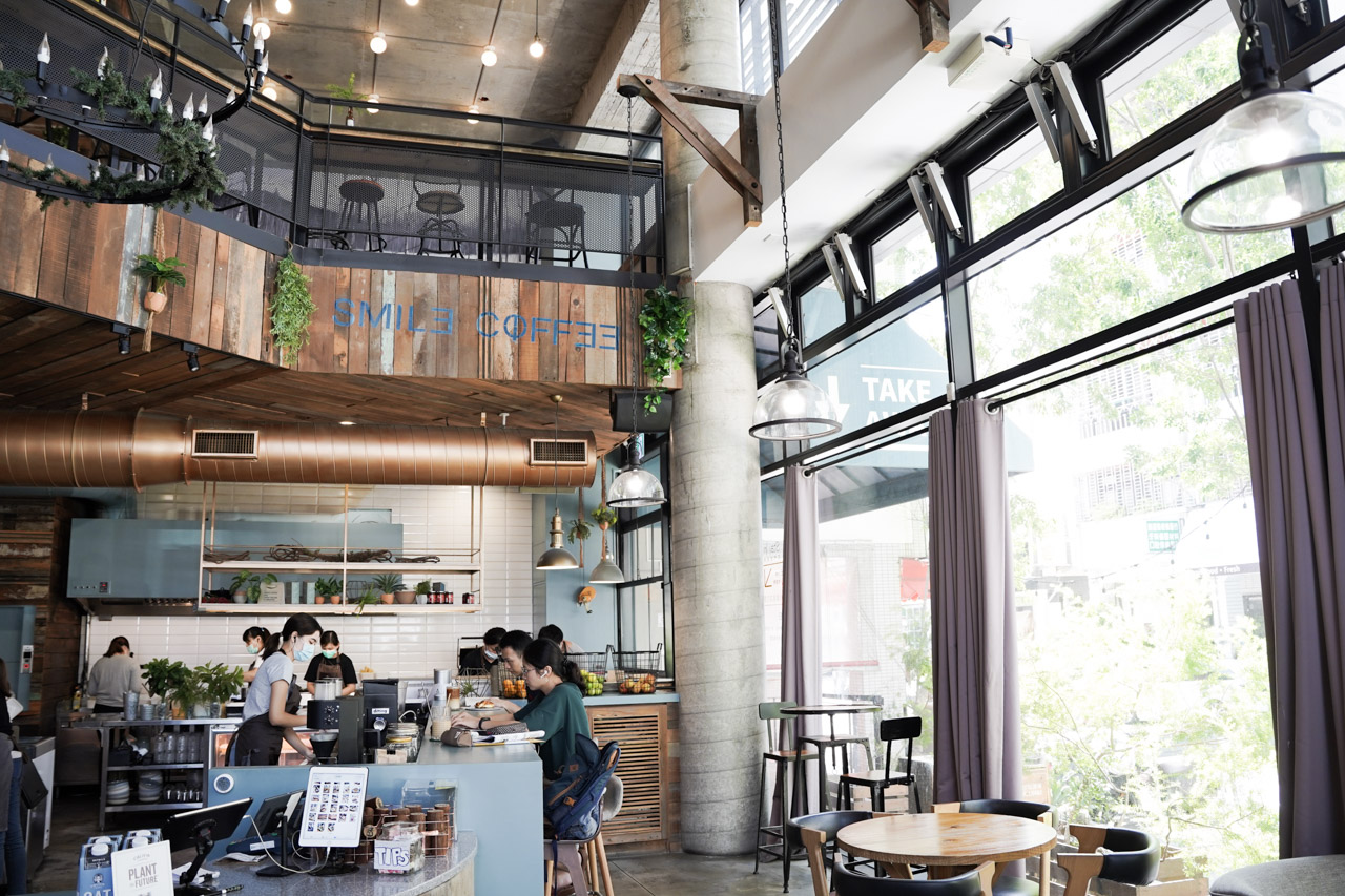 憲賣咖啡 熱河店SMILE COFFEE02