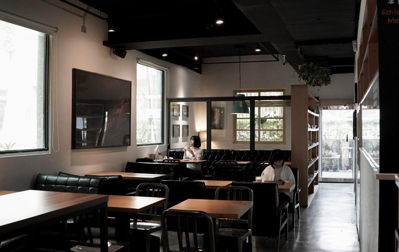 Peace & Love Cafe 咖啡館05