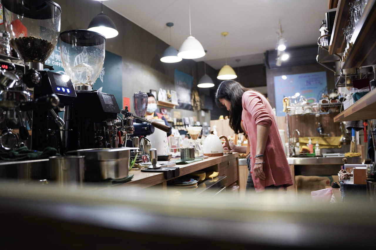 萬華區.呆待咖啡04