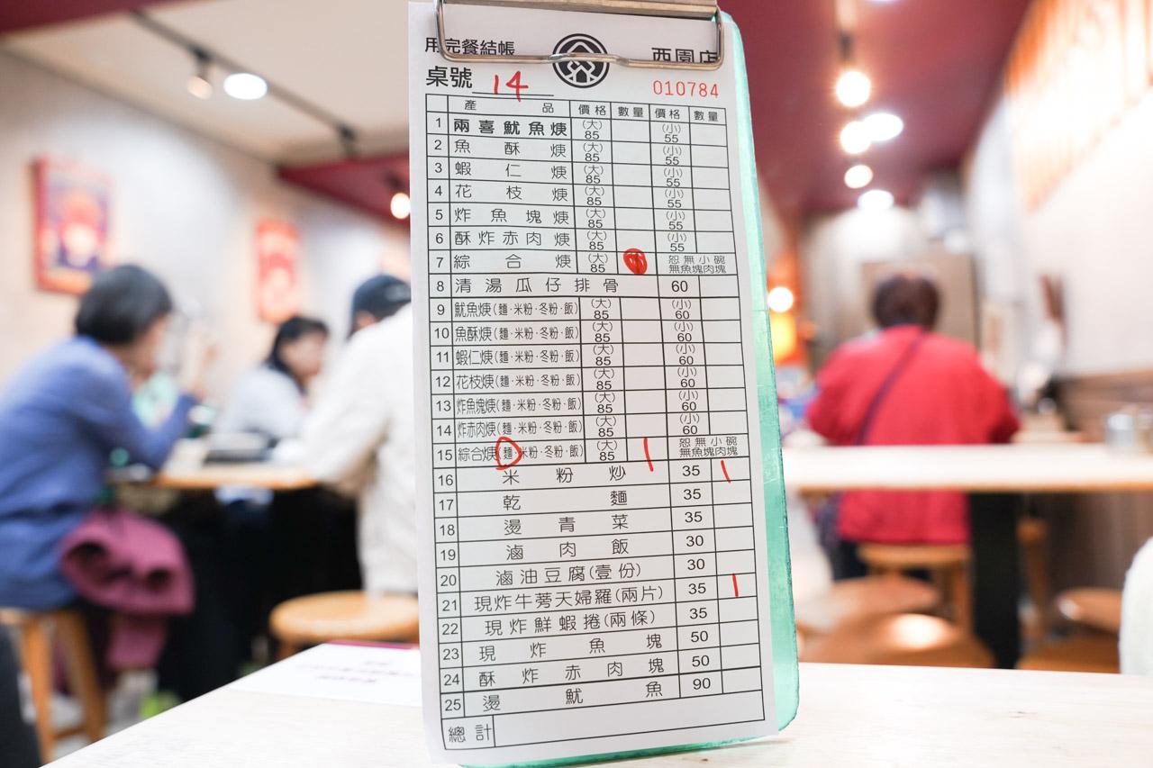 萬華區龍山寺捷運站旁非常有名的在地小吃兩喜號,來龍山寺很多次我竟然都沒吃過!今天經過兩喜號,二話不說當然要品嘗一下這間知名的在地美食。