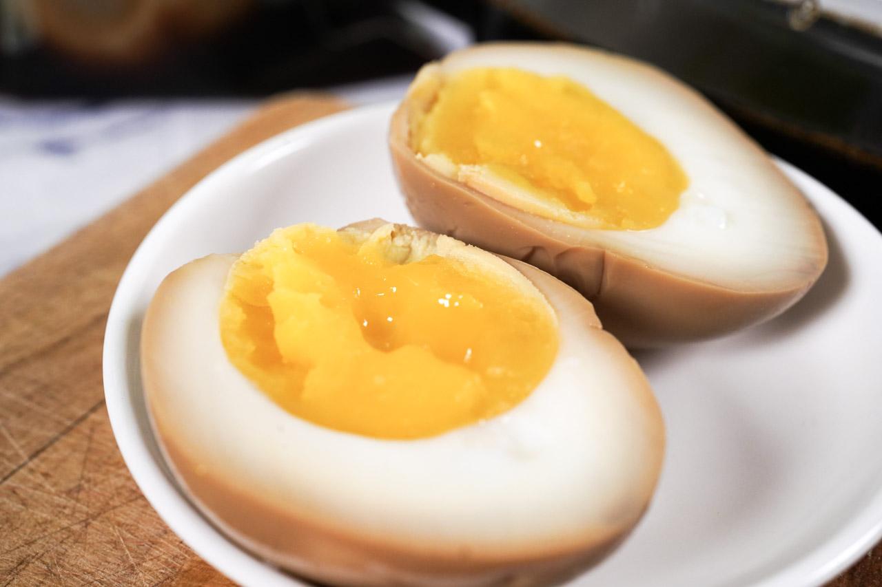 超簡單糖心蛋作法02
