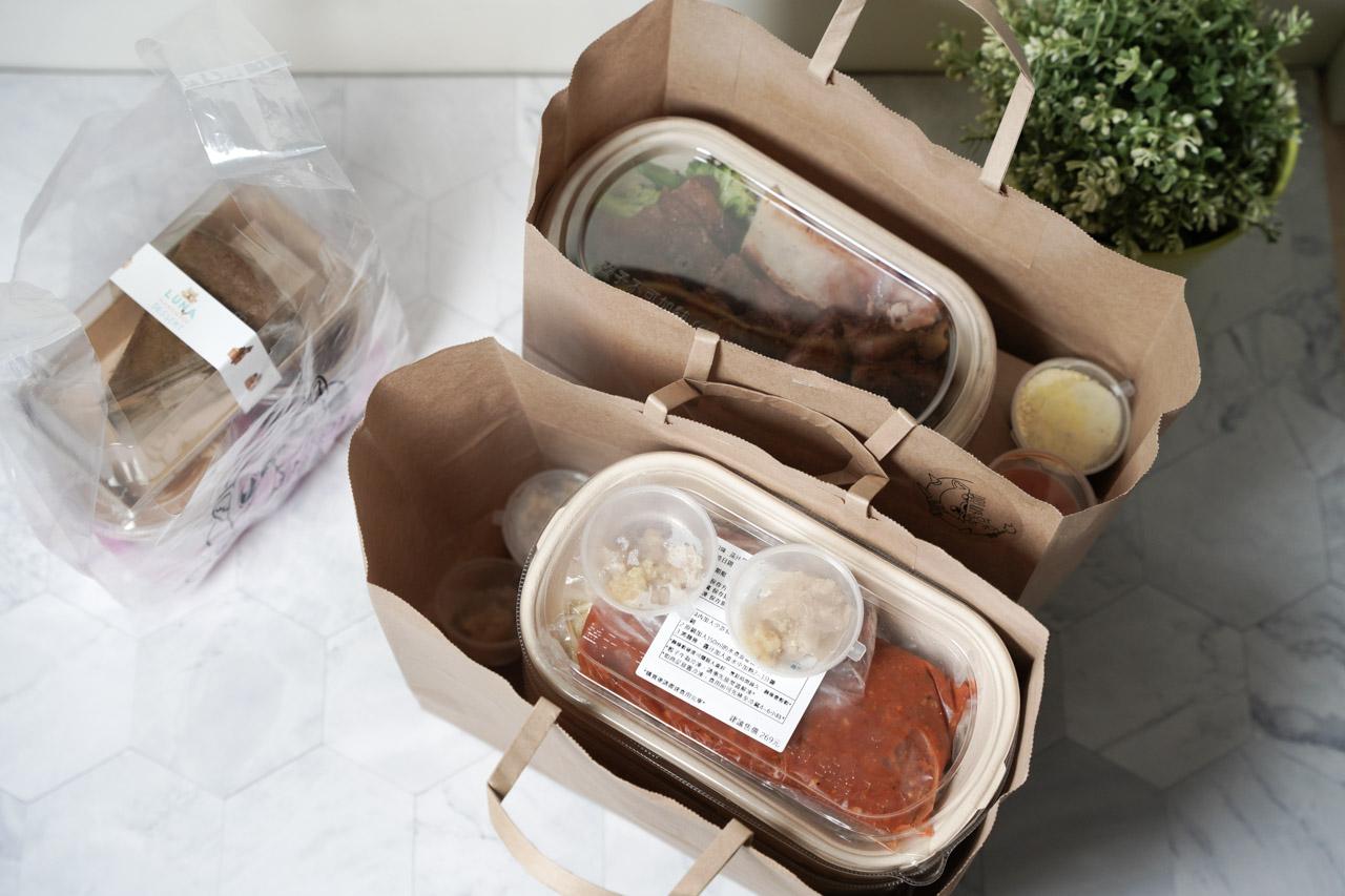 Eat Enjoy 意享美式廚房.新店外帶美食01