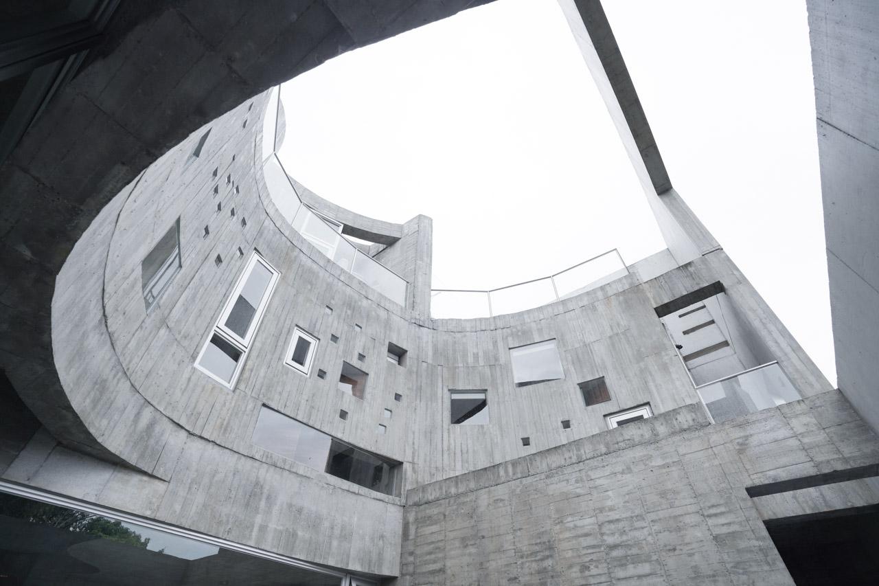 本來食藝空間民宿.花蓮壽豐住宿旅遊.探訪讓人讚嘆的現代清水模建築01