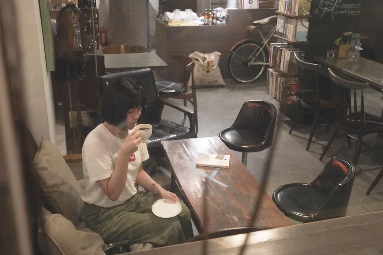 虹吸咖啡職人|慢步調咖啡館02